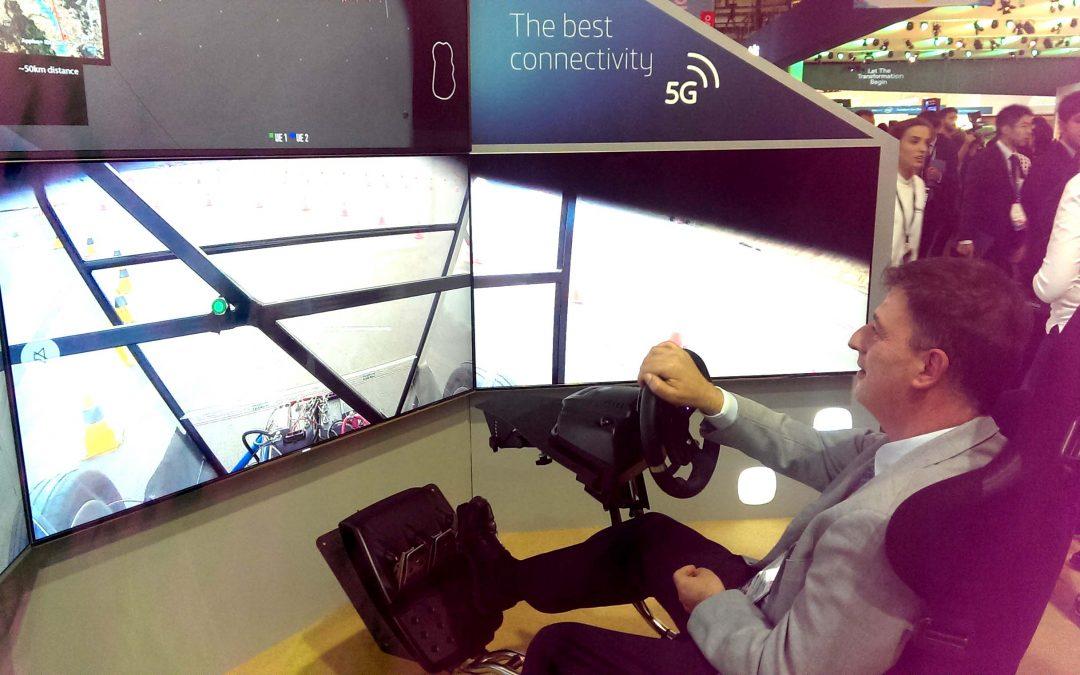 Conducir un coche de forma remota ya es posible. NNW lo ha comprobado!!!