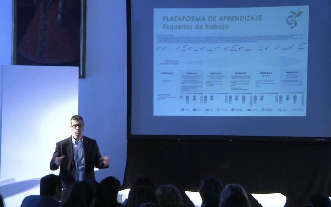 BeForGet y NEW NET WAY presentan la PLATAFORMA DE APRENDIZAJE GLOBAL PARA LOS RETOS ODS