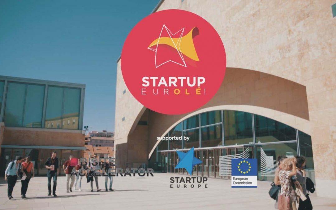 Participación de NNW en el Startup Europe 2015