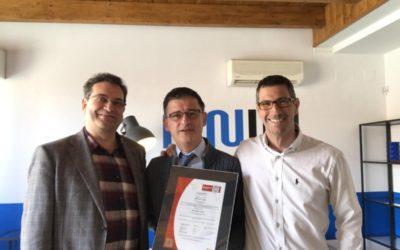 NEW NET WAY obtiene la Certificación ISO 9001:2015