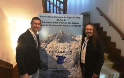 """NNW firma la """"Declaración de Gredos por la innovacion y empredimiento para la REPOBLACIÓN RURAL y TERRITORIAL"""