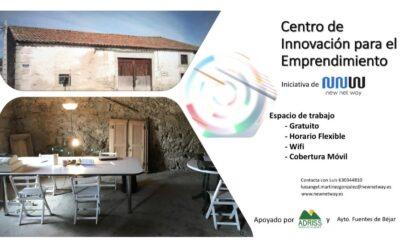 NEW NET WAY pone en marcha el futuro Centro de Innovación para el Emprendimiento en Fuentes de Béjar, Salamanca. España