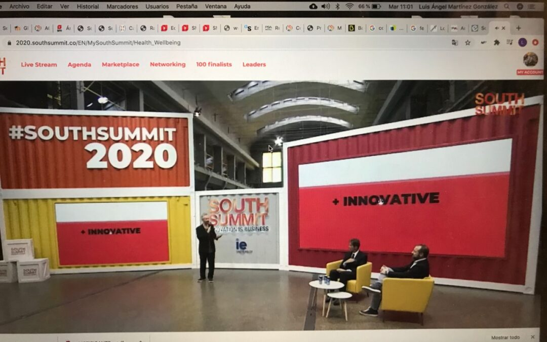 NEW NET WAY participa en SOUTHSUMMIT 2020