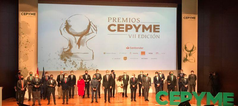 NEW NET WAY finalista en la VII Edición Premios CEPYME
