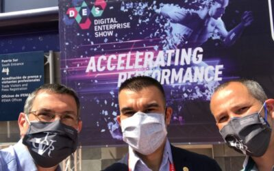 NEW NET WAY acude a DES | Digital Enterprise Show