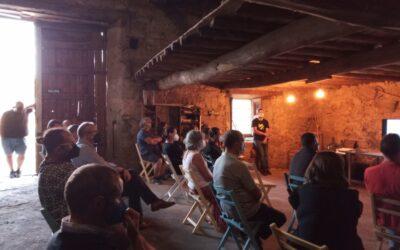 Lanzamiento del Centro de Innovación Rural de Fuentes de Béjar.
